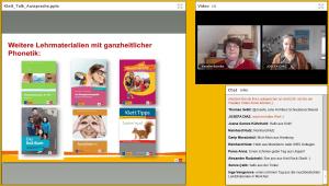 Screenshot Live-Talk digitale Sünden