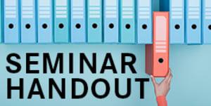 Seminar Handout herunterladen