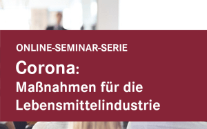 Corona Online-Seminar-Serie