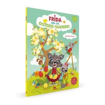 Frida und die Osterei-Sucherei