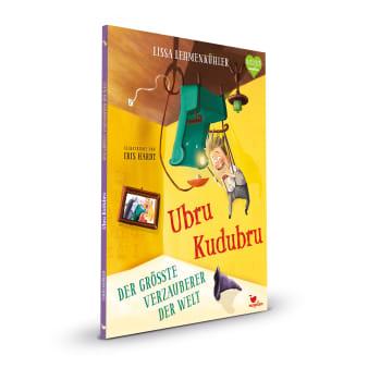 Cover Ubru Kudubru Der größte Verzauberer der Welt Bilderbuch von Lissa Lehmenkühler und Iris Hardt
