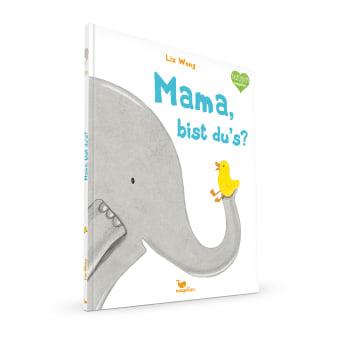 Cover Mama, bist du's Bilderbuch von Liz Wong