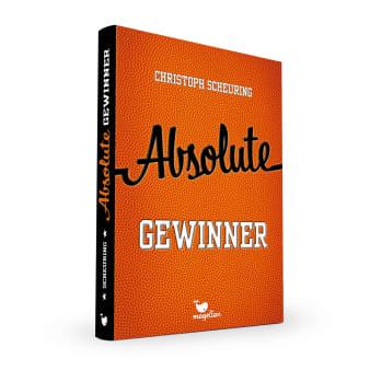 Cover Absolute Gewinner Middle Grade von Christoph Scheuring
