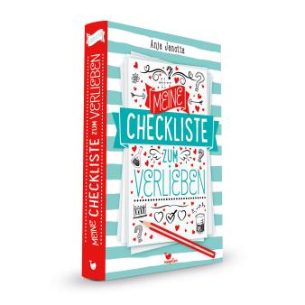 Cover Meine Checkliste zum Verlieben Auszeichnung Jugendbuch von Anja Janotta