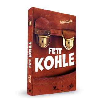 Cover Fett Kohle Krimi Middle Grade von Dorit Linke