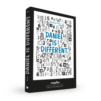 Cover Daniel is different Jugendbuch von Wesley King