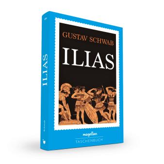 Cover Ilias Klassiker Jugendbuch von Gustav Schwab
