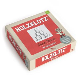 Cover Holzklotz Feine Steine 34 Holzquader Holzspielsachen Spielzeug