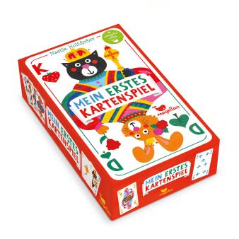 Cover Mein erstes Kartenspiel Klassiker Kartenspiel von Nastja Holtfreter