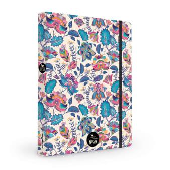 Cover Notizbuch Nummer 39 Flowers Schönes und Kreatives zum Eintragen