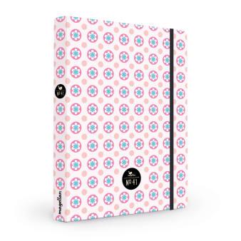 Cover Notizbuch Nummer 41 Blümchen Schönes und Kreatives zum Eintragen