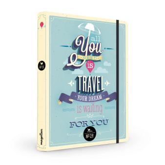 Cover Notizbuch Nummer 26 Travel Schönes und Kreatives zum Eintragen