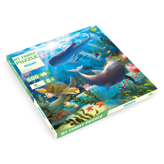 My Family Puzzle - Ocean