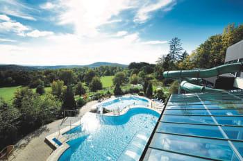 BIO Auszeit: Wasserspaß für die ganze Familie im Rhön Park Aktiv Resort