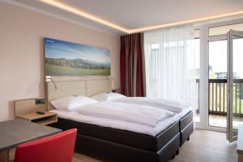 BIO Auszeit: Das Studio Deluxe im Rhön Park Aktiv Resort lädt zum Entspannen ein