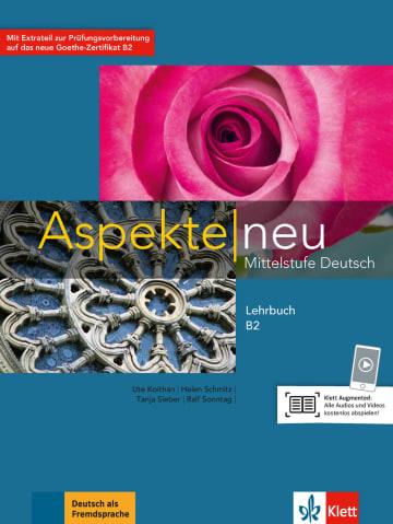 Cover Aspekte neu B2 978-3-12-605025-8 Deutsch als Fremdsprache (DaF)