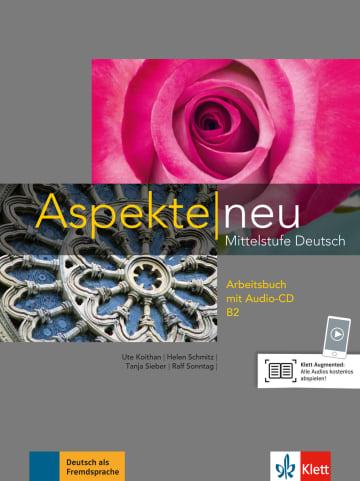 Cover Aspekte neu 2 (B2) 978-3-12-605026-5 Deutsch als Fremdsprache (DaF)