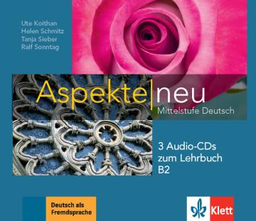 Cover Aspekte neu B2 978-3-12-605029-6 Deutsch als Fremdsprache (DaF)