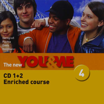 Cover The New YOU & ME 4 978-3-12-606805-5 Englisch