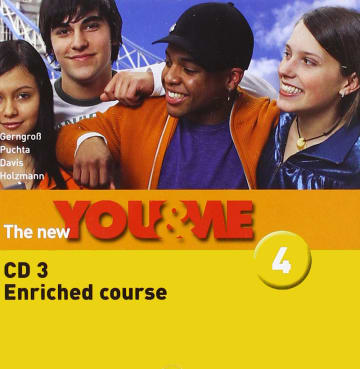 Cover The New YOU & ME 4 978-3-12-606806-2 Englisch