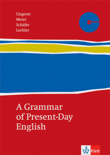 Cover A Grammar of Present-Day English 978-3-12-505801-9 Englisch