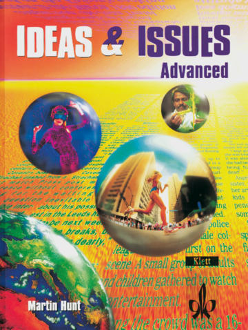 Cover Ideas and Issues 978-3-12-508423-0 Englisch