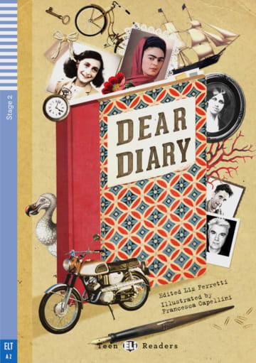 Cover Dear Diary ... 978-3-12-514753-9 Kurt Cobain, George Orwell Englisch
