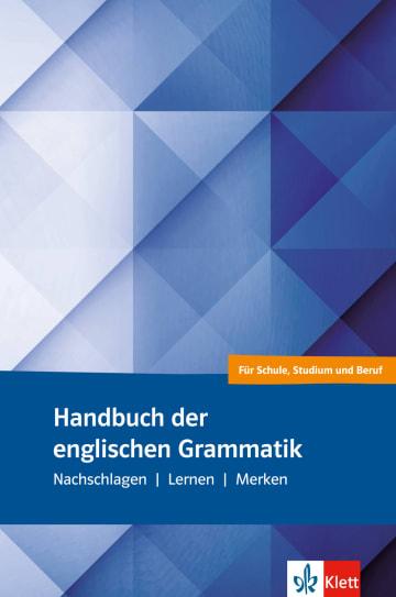 Cover Handbuch der englischen Grammatik 978-3-12-519731-2 Englisch
