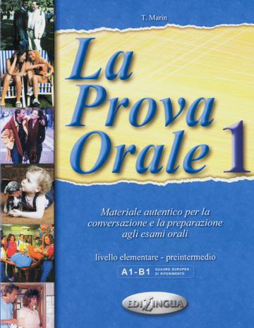 Cover La Prova Orale 1 978-3-12-523568-7 Italienisch