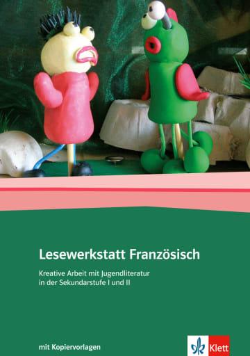 Cover Lesewerkstatt Französisch 978-3-12-525656-9 Französisch