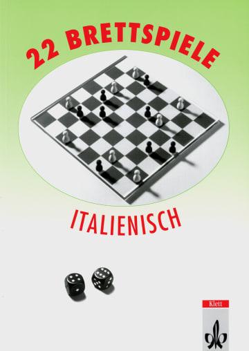 Cover 22 Brettspiele Italienisch 978-3-12-526291-1 Italienisch