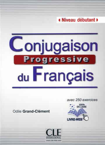 Cover Conjugaison progressive, Niveau débutant 978-3-12-529844-6 Französisch