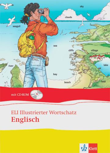 Cover ELI Illustrierter Wortschatz Englisch - Neubearbeitung 978-3-12-534461-7 Englisch