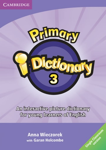 Cover Primary i-Dictionary Flyers 978-3-12-534885-1 Englisch