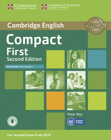 Cover Compact First 978-3-12-535267-4 Englisch