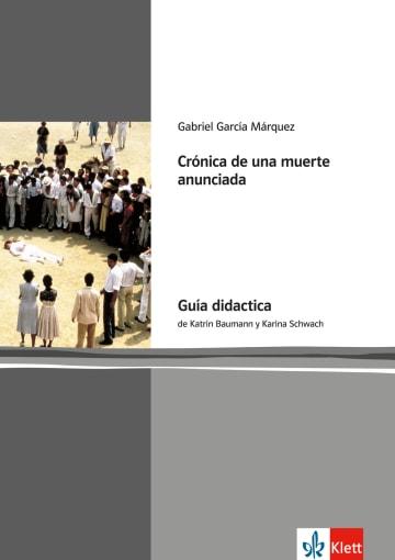 Cover Crónica de una muerte anunciada 978-3-12-535615-3 Gabriel García Márquez, Katrin Baumann, Karina Schwach Spanisch