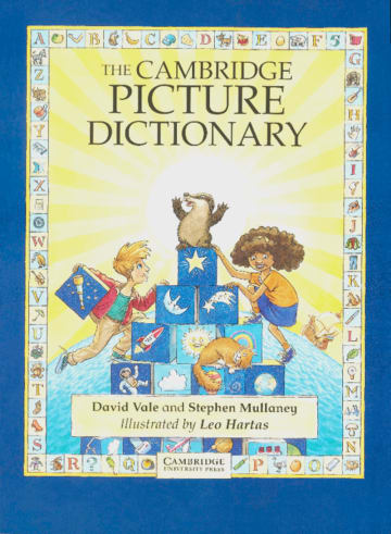 Cover The Cambridge Picture Dictionary 978-3-12-539328-8 Englisch