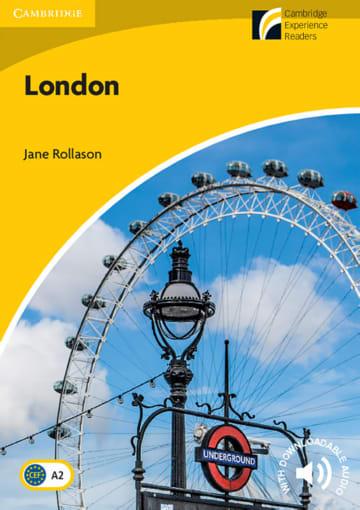 Cover London 978-3-12-540155-6 Jane Rollason Englisch