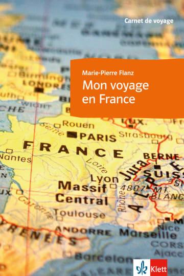 Cover Mon voyage en France 978-3-12-544561-1 Französisch