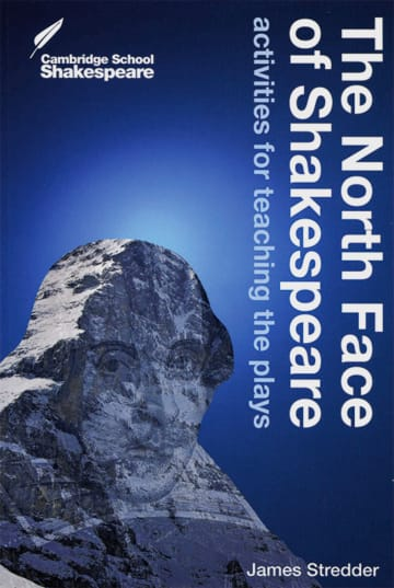 Cover The North Face of Shakespeare 978-3-12-576322-7 James Stredder Englisch