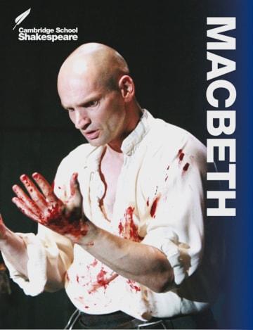 Cover Macbeth 978-3-12-576471-2 William Shakespeare Englisch