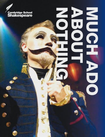 Cover Much Ado About Nothing 978-3-12-576472-9 William Shakespeare Englisch