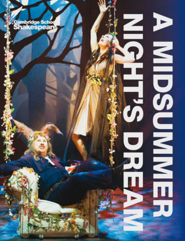 Cover A Midsummer Night's Dream 978-3-12-576474-3 William Shakespeare Englisch