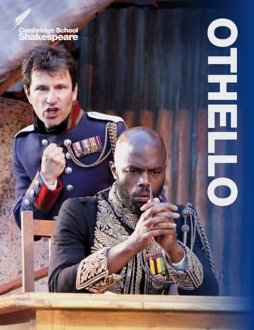 Cover Othello 978-3-12-576477-4 William Shakespeare Englisch