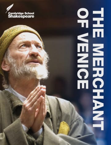 Cover The Merchant of Venice 978-3-12-576480-4 William Shakespeare Englisch