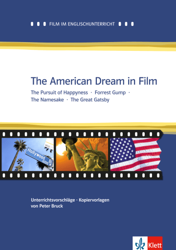 Cover The American Dream in Film 978-3-12-577477-3 Englisch