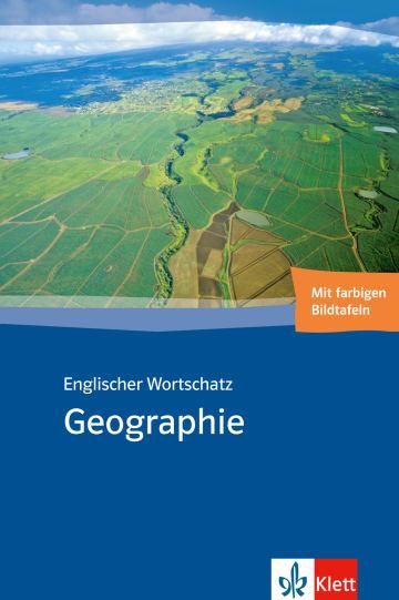 Cover Englischer Wortschatz Geographie 978-3-12-580102-8 Englisch