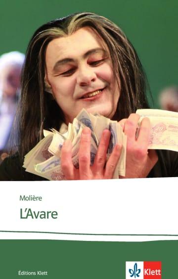 Cover L'Avare 978-3-12-597486-9 Französisch