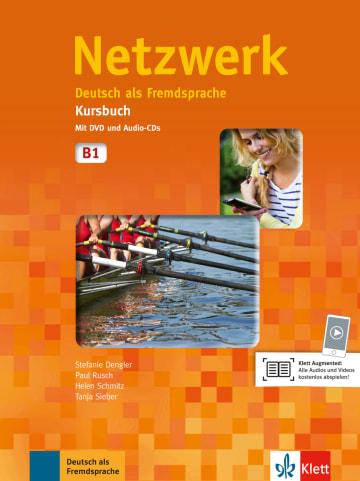 Cover Netzwerk B1 978-3-12-605003-6 Deutsch als Fremdsprache (DaF)