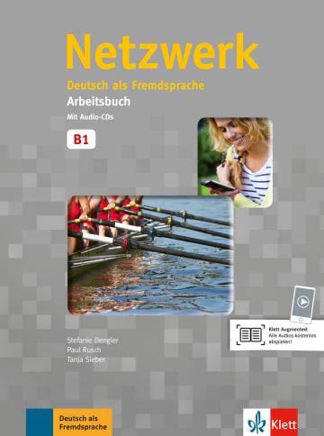 Cover Netzwerk B1 978-3-12-605004-3 Deutsch als Fremdsprache (DaF)